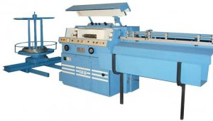 H4M – Automatic wire straightening and cutting machine