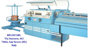 H6M – Automatic wire straightening and cutting machine