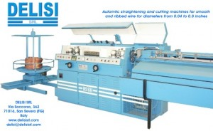 HS8H – Automatic wire straightening and cutting machine