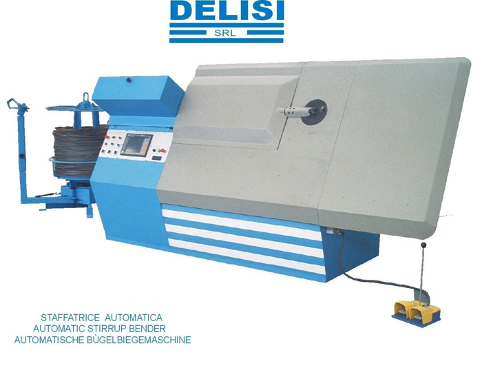 Automatic Stirrup Bender machine