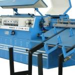 Machines à redresser et couper fer rond